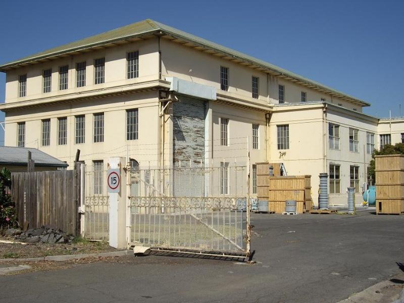 HO130 - Yarraville SEC Terminal Station, 308 Hyde Street, Yarraville.JPG