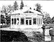 Statuary Pavilion - Film 7 / Frame 17- Ballarat Conservation Study, 1978