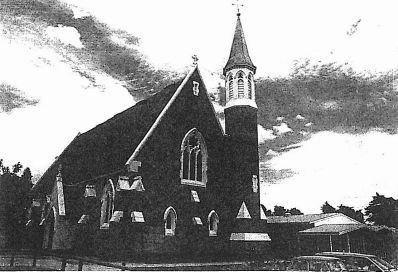 St Bernard's Church, Presbytery and Parish Centre,