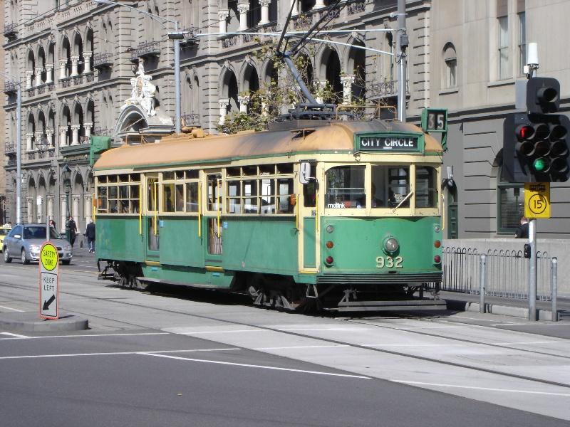 B6907 W Class Trams