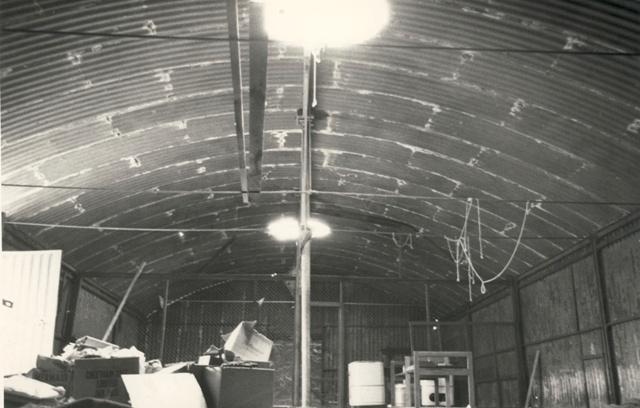 Porter prefabricated iron store