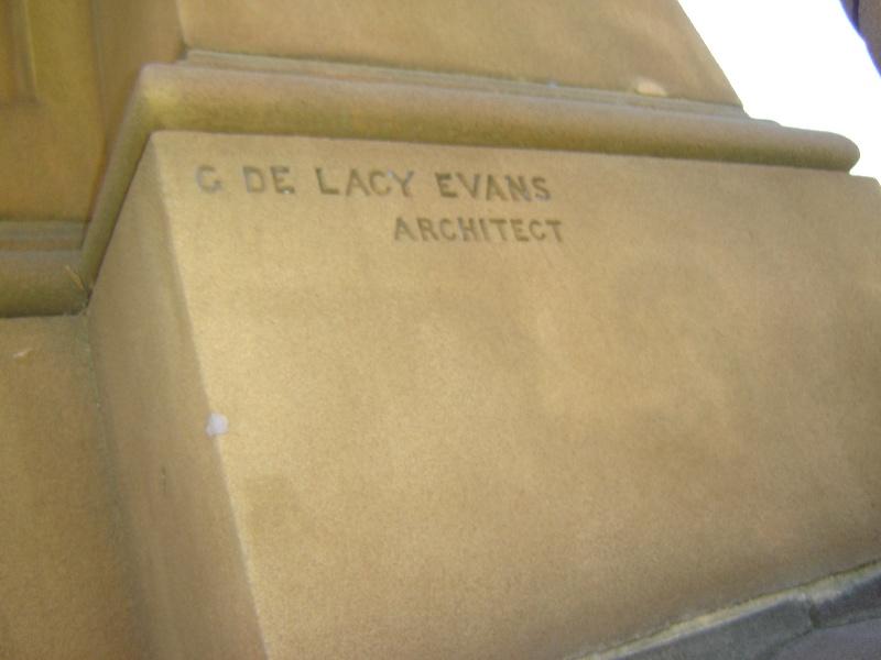 boer war memorial architects mark nov06 jb