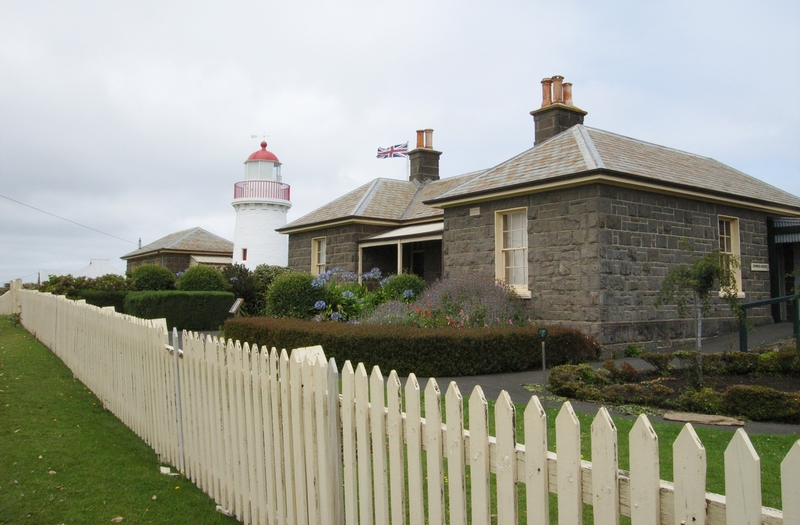 LADY BAY LIGHTHOUSE COMPLEX SOHE 2008