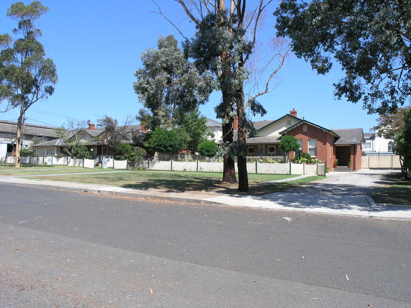 FORMER ROYAL AUSTRALIAN FIELD ARTILLERY BARRACKS SOHE 2008