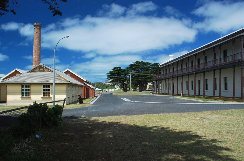 POINT NEPEAN DEFENCE AND QUARANTINE PRECINCT SOHE 2008