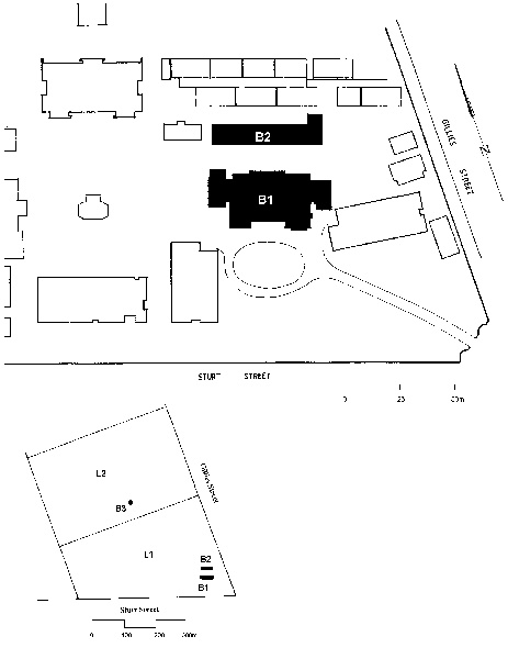 h01797 ballarat high school plan