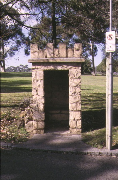 ANZAC Hall Brens Drive Royal Park Parkville Drive
