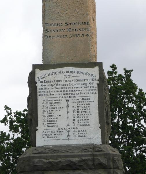 EUREKA HISTORIC PRECINCT SOHE 2008