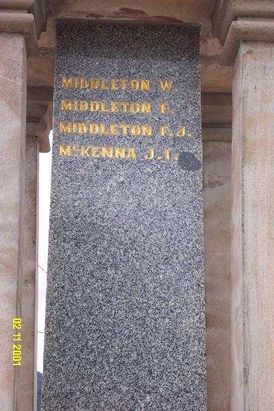 23457 Dunkeld War memorial 0143