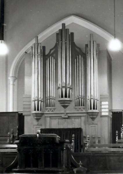 B2499 Uniting Church & Fincham Organ 435 Punt Rd South Yarra