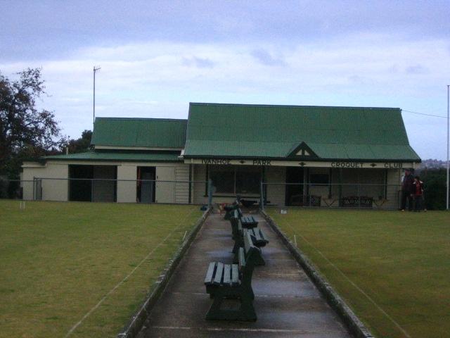 Ivanhoe Park Croquet Club