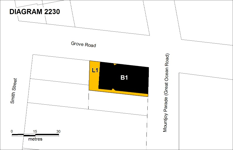 Lorne Cinema plan