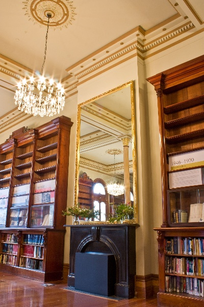 Reading Room - Fitzroy Town Hall