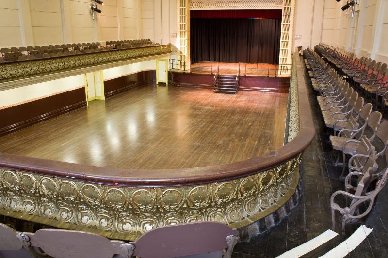 Collingwood Town Hall - Ballroom .JPG