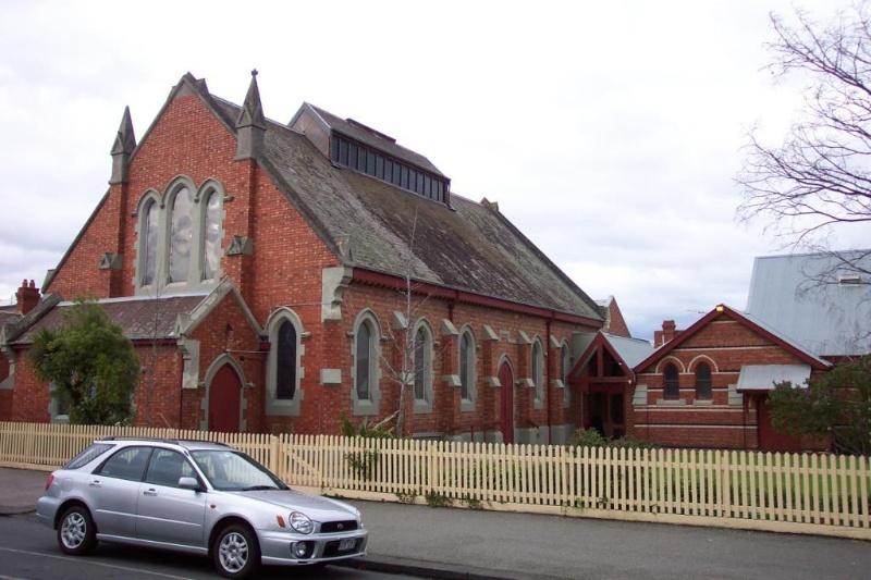 Macpherson Church