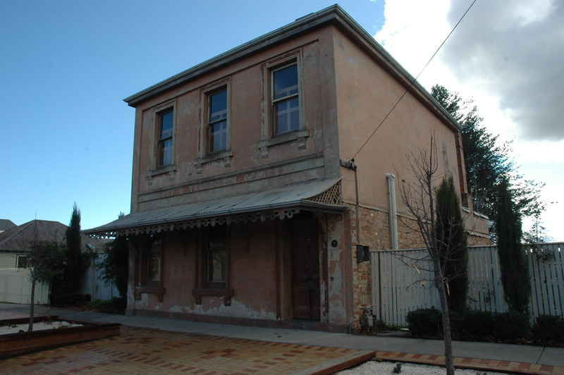 Former Post & Telegraph Office, Moorabool Shire Heritage Study Stage 1, 2010