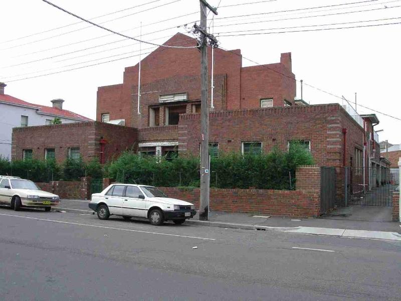 Fitzroy George Street.JPG