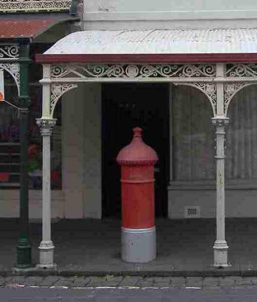 Rathdowne Street Post Box.JPG