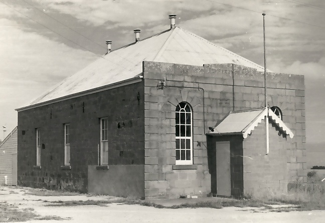 B2369 Temperance Hall Ceres