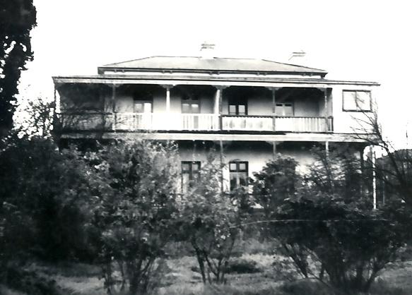 B1983 Grace Park House