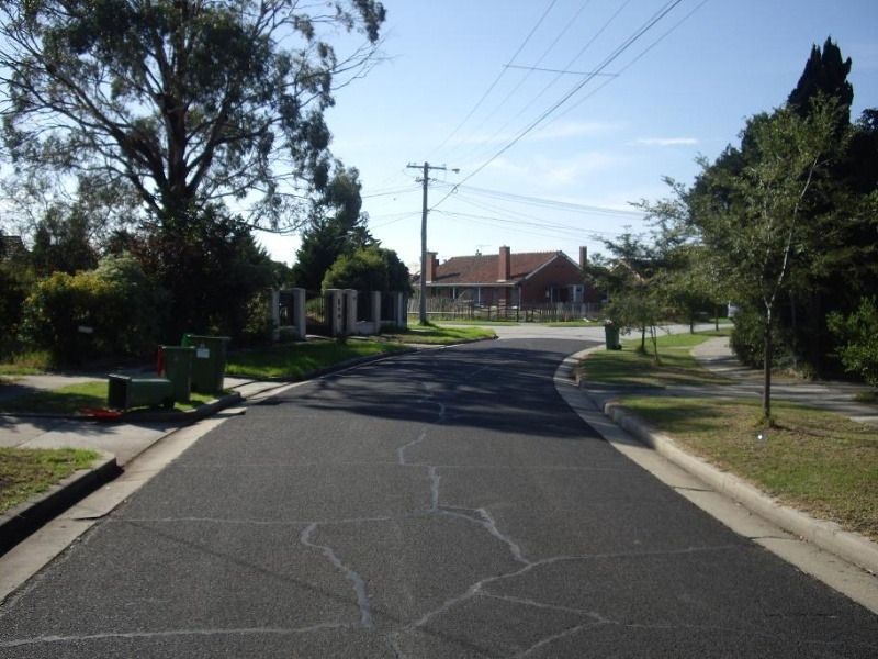 Munition Workers Housing Heritage Area, Braybrook