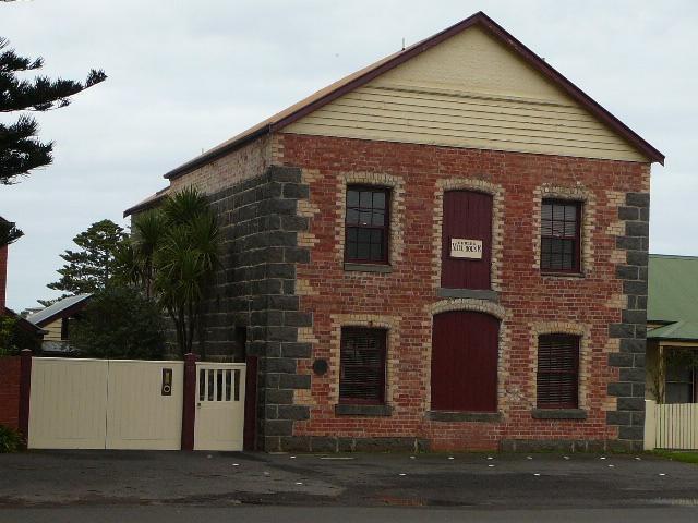 B0765 Warehouse/ Butter Factory