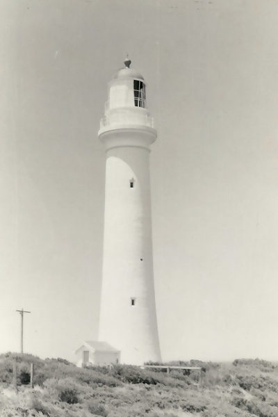 B1366 Lighthouse Airey's Inlet