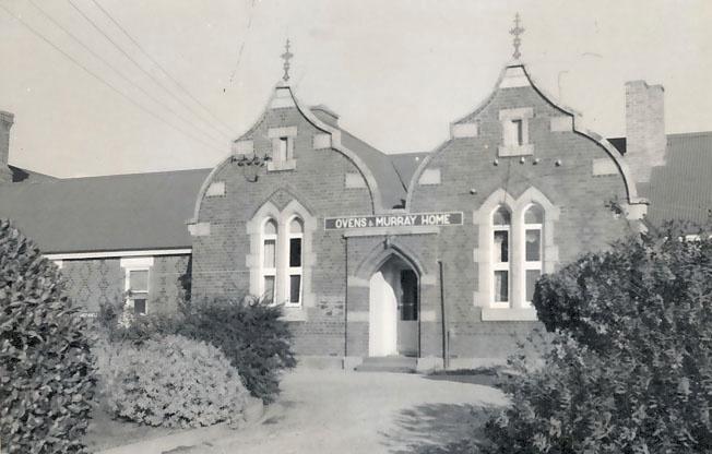 B0622 Ovens & Murray Hospital for the Aged Beechworth