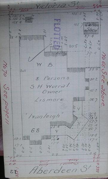 GWST Fieldbook, no. 174, p.12, c.1913.