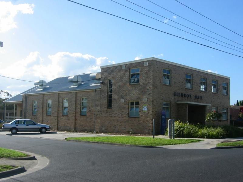 Glenroy Public Hall