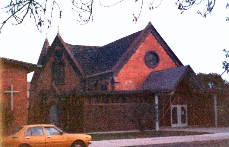 B5382 St Andrew's Uniting Church