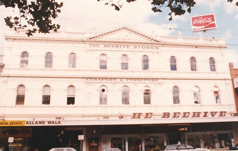 B5850 Beehive Building