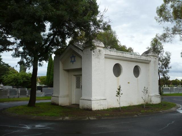 jewish chapel [1918]