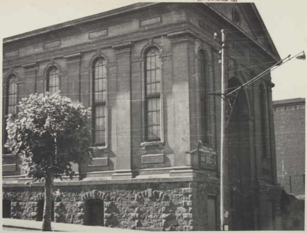 Former Congregational Church c.1949