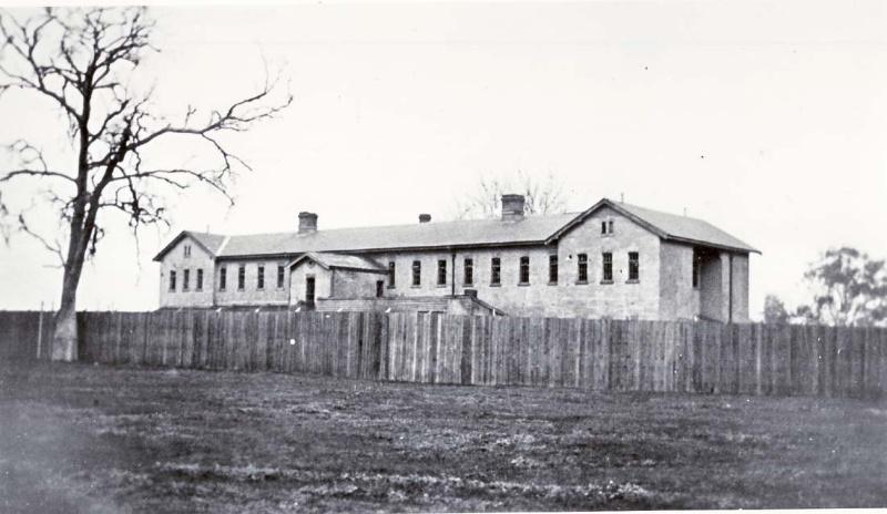 Yarra Bend Asylum - Wards