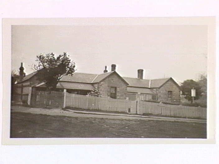Yarra Bend Asylum - 1934
