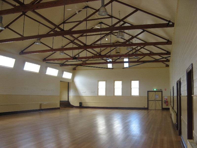 Portland Drill Hall