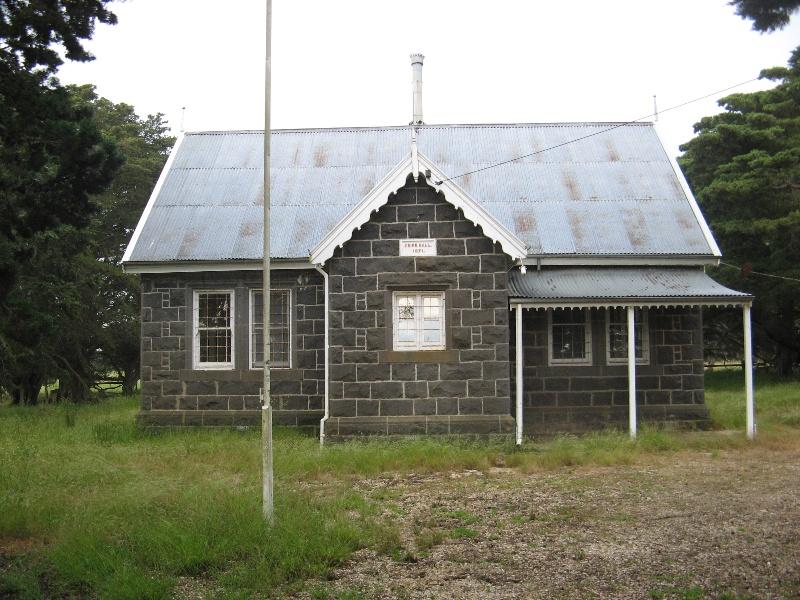 Former Leigh Shire Hall