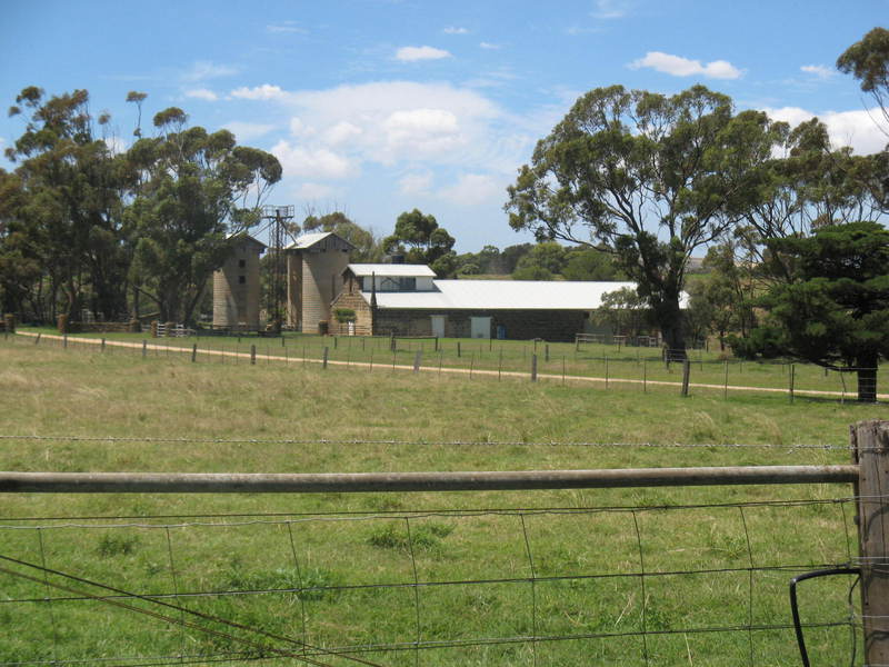 Former Exford Shearing Shed