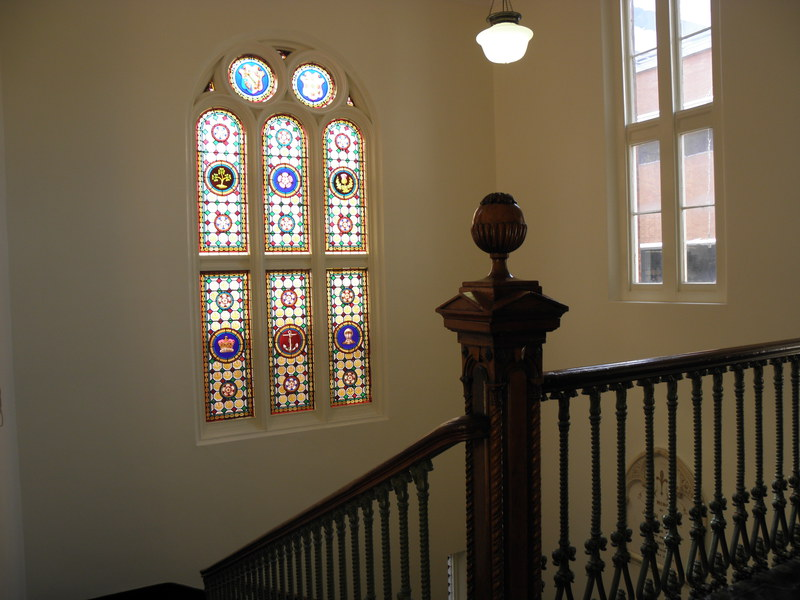Window, and staircase, 1.jpg