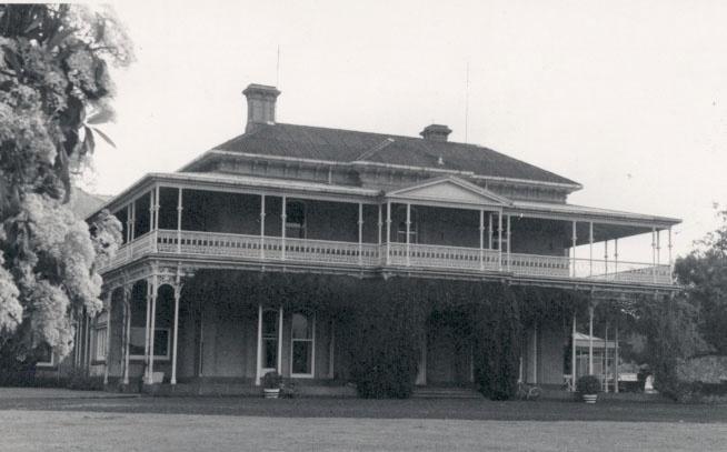 B1134 Talindert Homestead