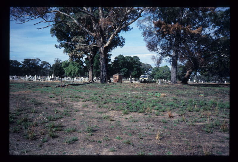 NEW CEMETERY DUNOLLY