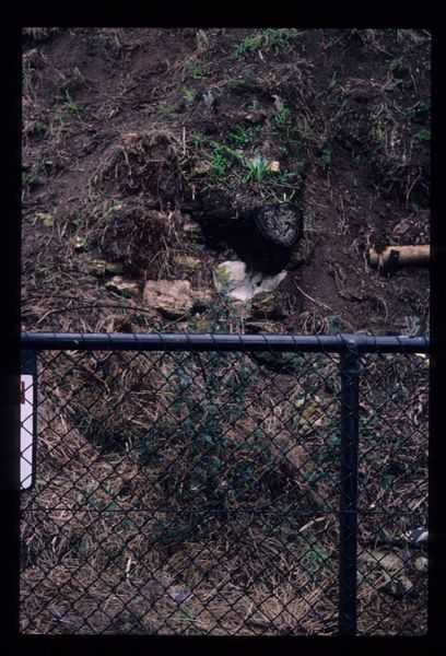 BAKERS LIME KILN EXCAVATION