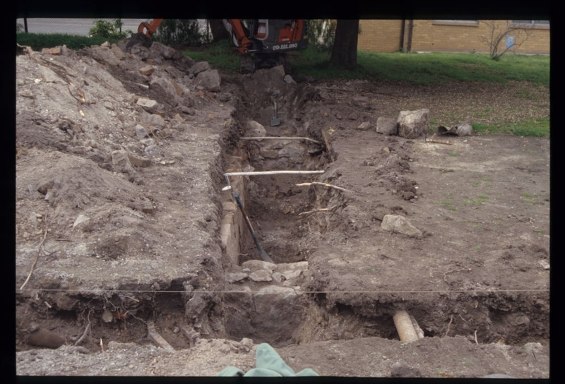 JOLIMONT SQUARE EXCAVATION