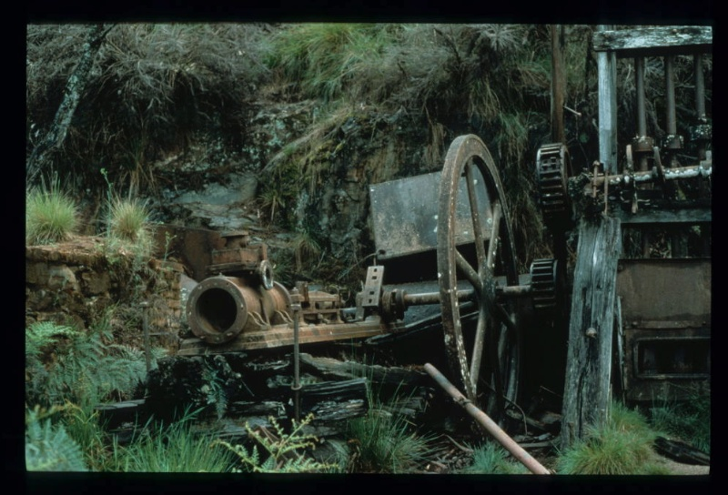 WALLABY AND KINGSTON MINE SITES: BATTERY SITE