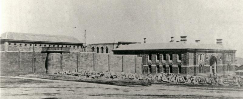 B0116 Old Melbourne Gaol