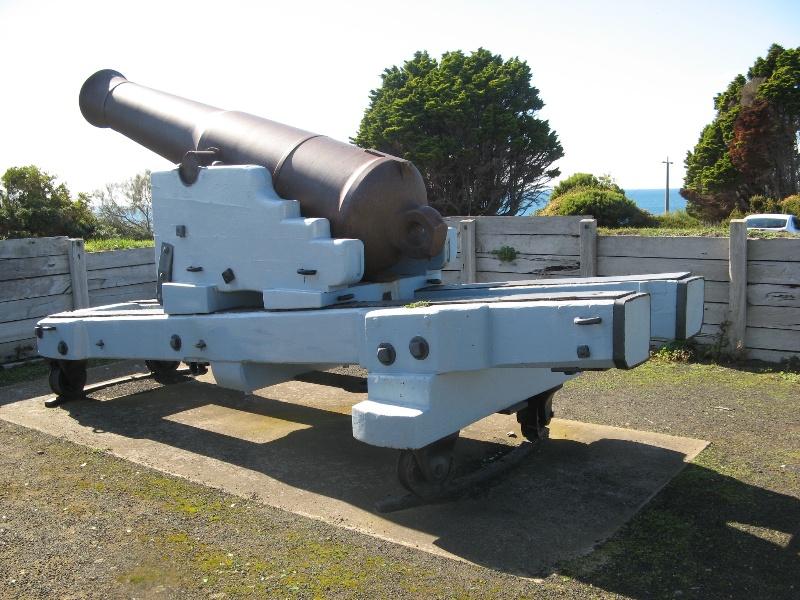 68 pounder Battery Hill