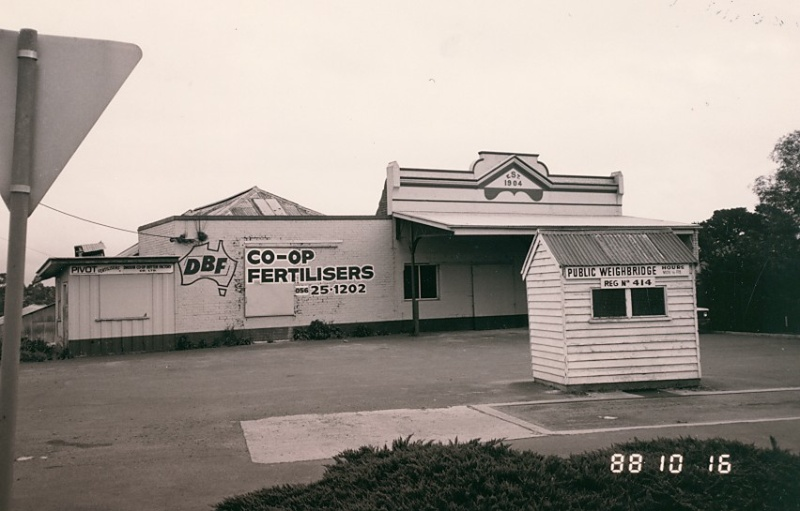 B6199 Drouin Co-op Butter Factory