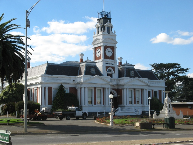 Ararat Civic Precinct town hall