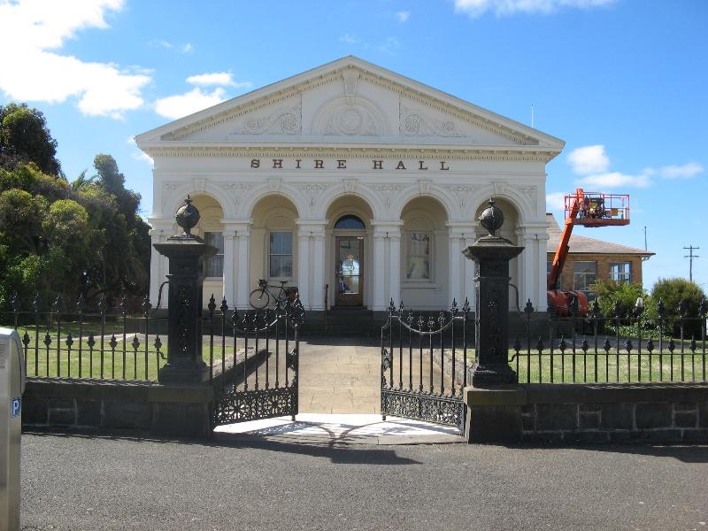 Ararat Shire Hall